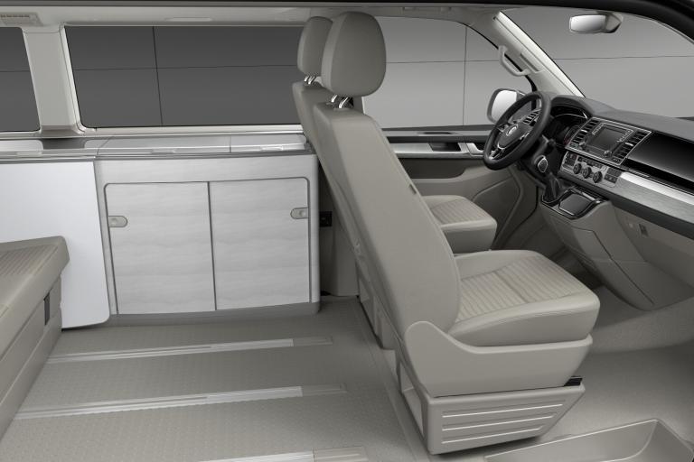 VW T6 California Ocean Edition DSG 110 kW mieten Bus, camper, campervan, Bulli, Wohnmobil, VW, Volkswagen, mieten, leihen, Camping