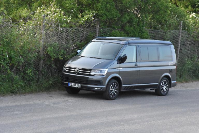 T6 Bulli mieten Ocean Edition, Wohnmobil, Camping Bus mieten, California Verleih