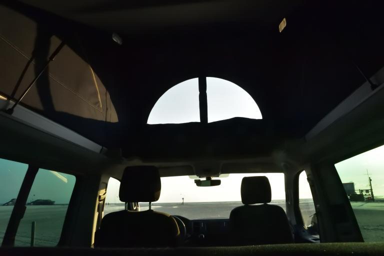 T6.1 California Ocean mieten Bus, camper, campervan, Bulli, Wohnmobil, VW, Volkswagen, mieten, leihen, Camping